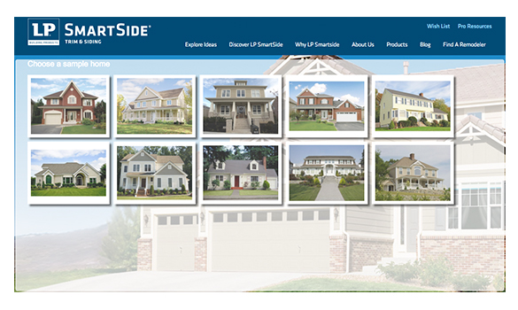 Siding contractor installation west chester malvern pa for Lp smartside reviews